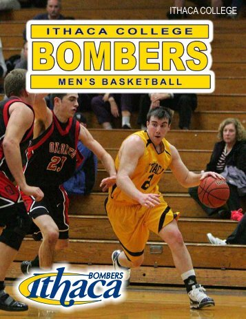 ITHACA BOMBERS MEN'S BASKETBALL All-Time Results