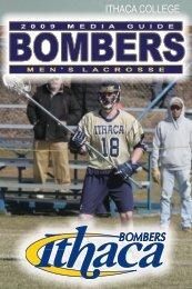 2009 Men's Lacrosse Roster - Ithaca College Athletics