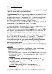 2.4 Die Rentenversicherung Die ... - Bommi2000.de