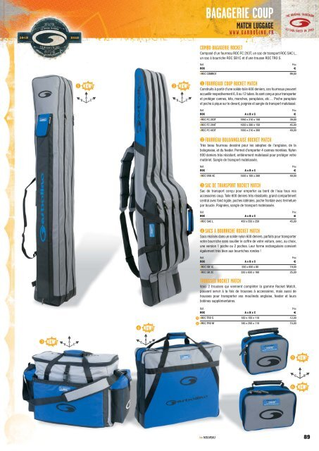 2012 GARBOLINO TÉLÉCHARGER CATALOGUE