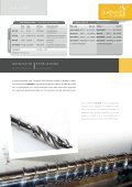 viti e cilindri di plastificazione • vis et fourreaux de plastification. - Aepv - Page 5