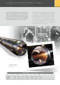 viti e cilindri di plastificazione • vis et fourreaux de plastification. - Aepv - Page 6