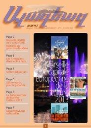 Alakiaz N° 5:Mise en page 1.qxd - Nouvelles d'Arménie