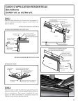 Guide d'installation pour toiture - Page 5