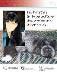 Portrait de la production des animaux à fourrure - Le Centre de ...