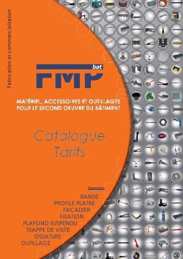 Fabrication et commercialisation - FMP Bat