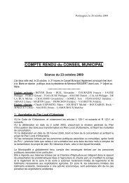 Délégation de service public pour la mise en fourrière - Portiragnes