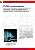 Dossier spécial CITES 2002 - WWF France - Page 5