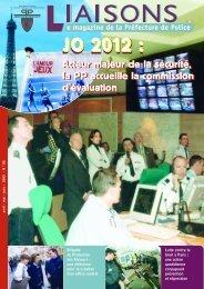 Liaisons 85 (format PDF - 5,12 Mo ) - Préfecture de Police de Paris ...