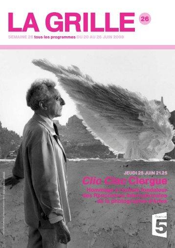 Clic Clac Clergue - France 5