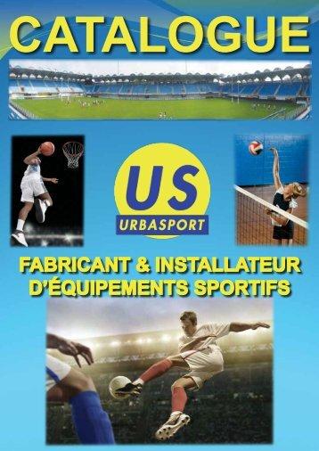 Catalogue à télécharger - urbasport