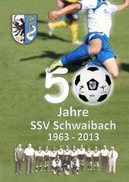 50 Jahre SSV-Schwaibach