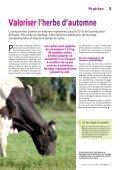 Fourrages et tourteaux - Agriculture de Conservation - Page 4