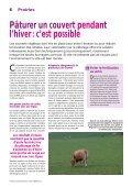 Fourrages et tourteaux - Agriculture de Conservation - Page 5