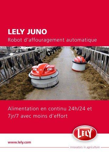 PDF Lely Juno - Jolco équipements