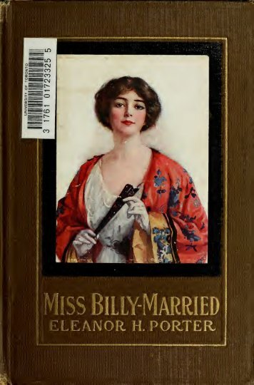 Miss Billy--married
