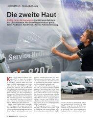 Die zweite Haut - Signal Reklame  GmbH
