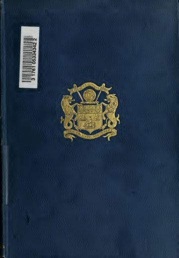 A calendar of the court minutes, etc. of the East India Company