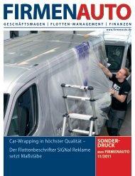 flotten-ManaGeMent | finanzen SONdER - Signal Reklame  GmbH