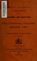 Descriptive and historical catalogue of the pictures and ... - Index of
