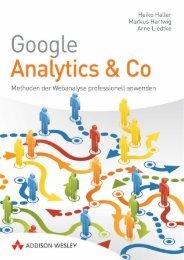 Google Analytics & Co  - *ISBN 978 ... - Addison-Wesley