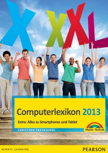 Computerlexikon 2013 - Pearson Bookshop - Pearson Deutschland