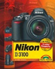 Nikon D3100  - Fotofenster.de