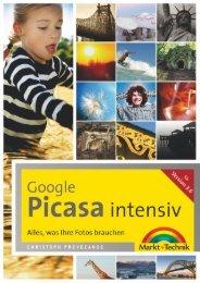 Google Picasa intensiv  - *ISBN 978-3 ... - Die Onleihe