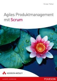 Agiles Produktmanagement mit Scrum - *978-3 ... - Addison-Wesley