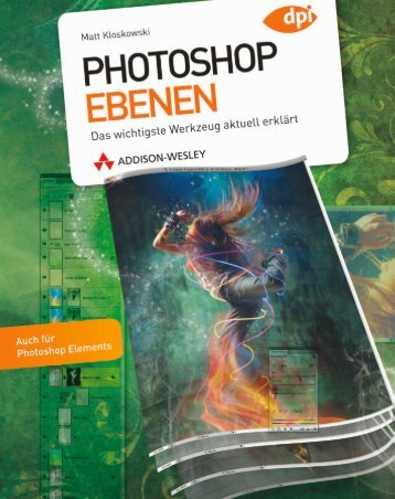Photoshop Ebenen - Addison-Wesley