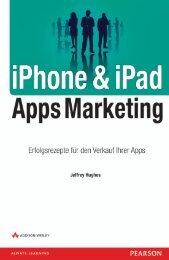 iPhone & iPad Apps Marketing – ISBN 978-3 ... - Addison-Wesley