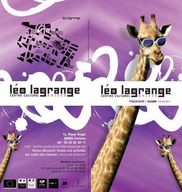 Document PDF - Fédération Léo Lagrange