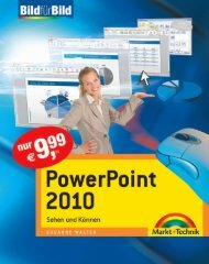 PowerPoint 2010 Bild für Bild  - *ISBN ... - Die Onleihe