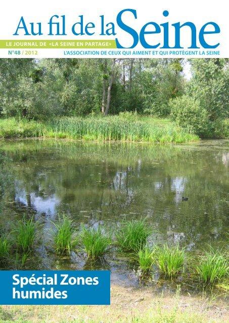 Faire des zones humides - La Seine en Partage