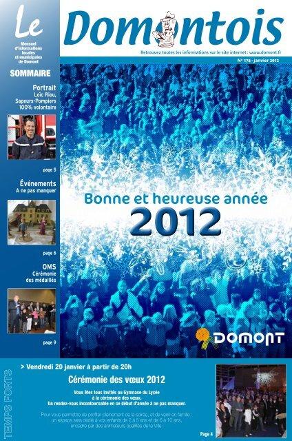 Janvier - Mairie Domont
