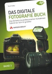 Das Digitale Fotografie Buch - Band 3 ... - Addison-Wesley