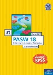 PASW 18 - 12., aktualisierte Auflage