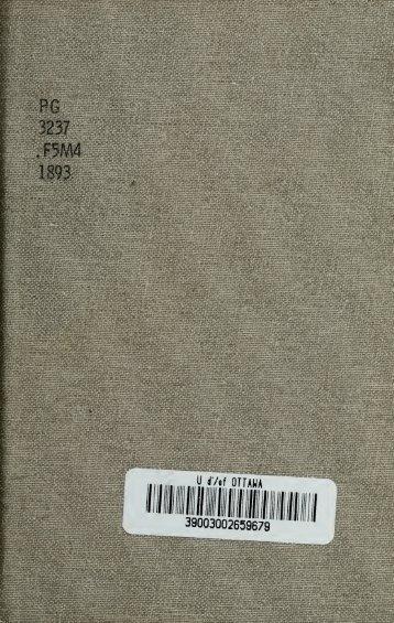 Petits poèmes russes mis en vers français : Pouchkine, Tioutchev ...