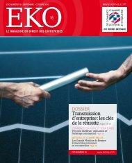 Transmission d'entreprise : les clés de la réussite ... - CCI Rennes
