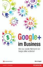 Google+ im Business - Pearson Bookshop - Pearson Deutschland