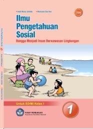 Kelas 1 – Ilmu Pengetahuan Sosial