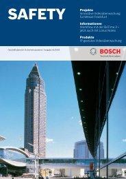jetzt auch mit Lotus Note - Bosch Sicherheitssysteme GmbH
