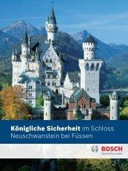 Schloss Neuschwanstein (PDF) - Bosch Sicherheitssysteme GmbH