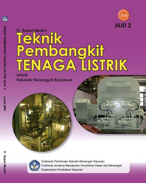 teknik pembangkit tenaga listrik jilid 2 smk