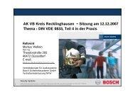 Anlage zum PDF-Download - Bosch Sicherheitssysteme GmbH