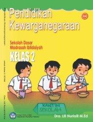 Pendidikan Kewarganegaraan Untuk SD/MI Kelas II