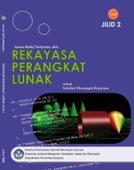 rekayasa perangkat lunak jilid 2 smk - Bursa Open Source