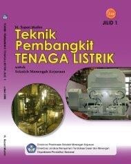 Teknik Pembangkit Listrik Jilid 1. pdf - Bursa Open Source