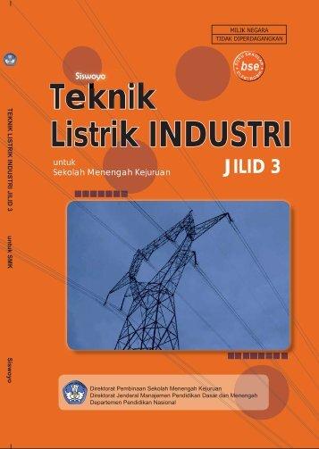 Teknik Listrik Industri(Jilid3).Edt.indd