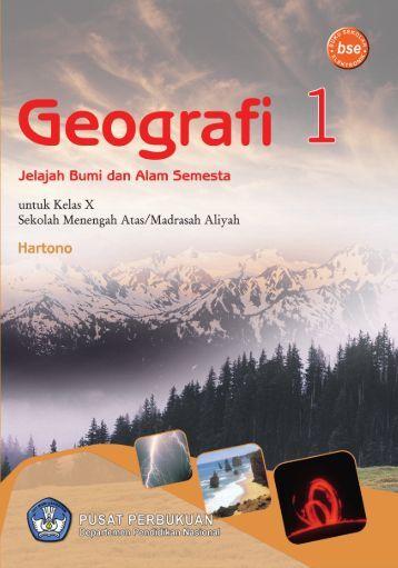 B. Ruang Lingkup Geografi